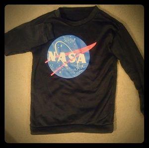 Jackets & Blazers - Nasa pull over sweatshirt